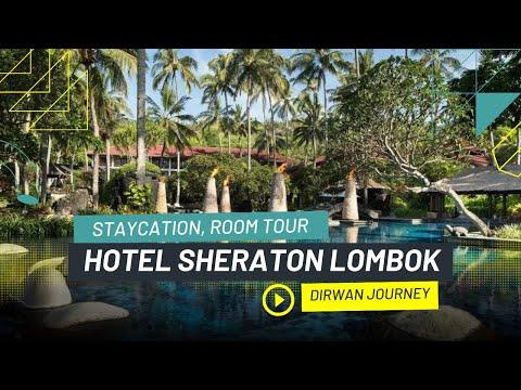 Sheraton Senggigi Beach Resort Lombok | Staycation And Room Tour