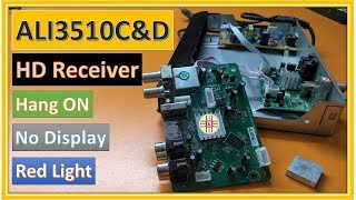 How to Recover 1506T Dead Receiver with Sunplus Loader and