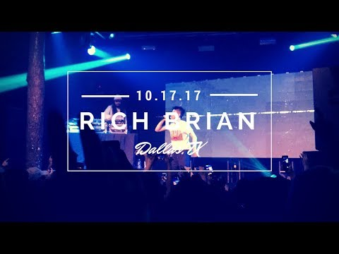 Rich Chigga - Come to My Party Tour (Trees - Dallas)