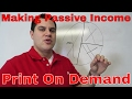 Making Passive Income With Print On Demand And Instagram
