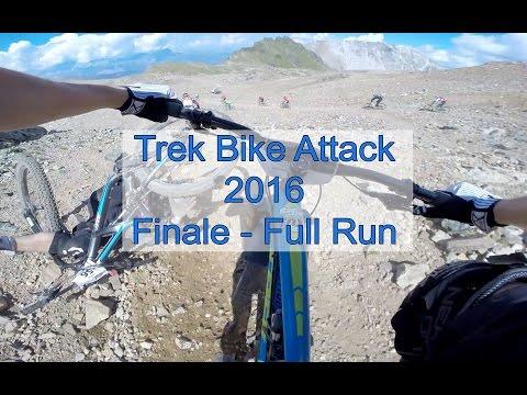Trek Bike Attack 2016 Gopro Full Run Finale Rothorn Enduro