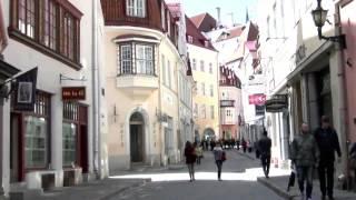 Автобусные туры по Европе Эстония Таллин