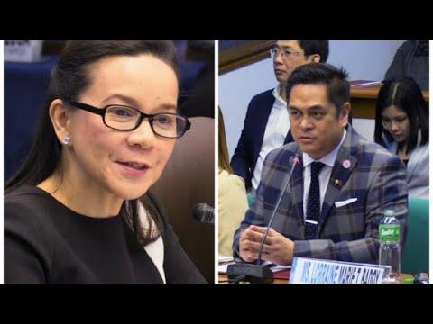 """(Video) Sen. Grace Poe: """"Panahon na ba upang isara ang Mocha Uson Blog?"""""""