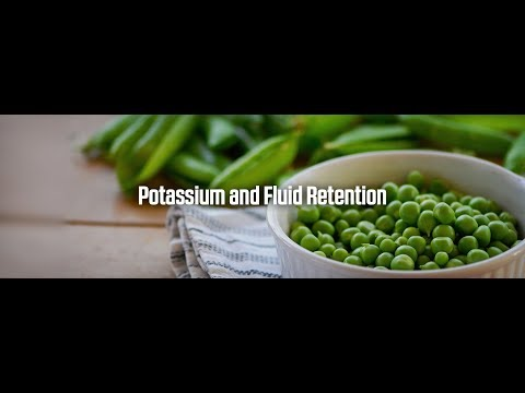 Potassium And Fluid Retention