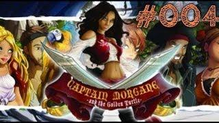 CAPTAIN MORGANE AND THE GOLDEN TURTLE ♯004 Auf der Insel ✰ deutsch