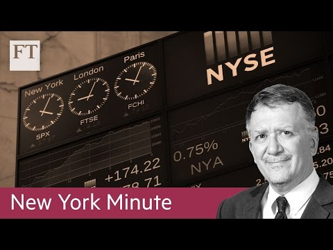 Reflation back on   New York Minute