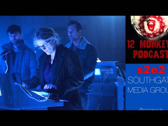 Primary s2e2 - 12 Monkeys Podcast