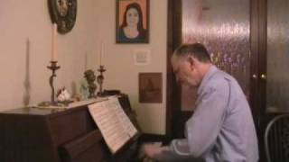 Giacomo Puccini: La Boheme. Che Gelida Manina (Your tiny hand is frozen)  played on piano