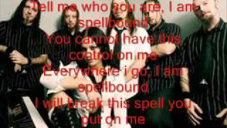 Lacuna Coil-Spellbound (With Lyrics)