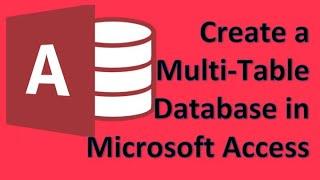 01 basit deposu fatura sistemi Oluşturmak tablo oluşturmak öğretici Microsoft Access -