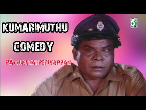 Kumarimuthu comedy Pattu Kottai Periyappa Tamil Movie
