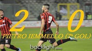 20° Gol del Foggia 2015-2016 RE PIETRO IEMMELLO