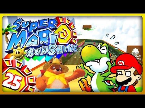 Super Mario Sunshine Part 25 Unglaubliche Szenen Bei Der Meist