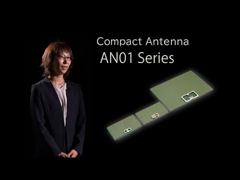 JAE Compact Antenna