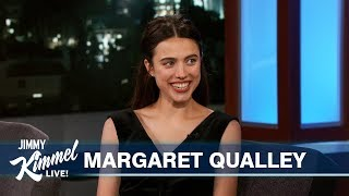 Margaret Qualley on Brad Pitt & Hairy Armpits