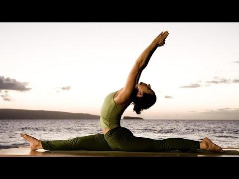 Tập yoga ĐƠN GIẢN tại nhà cho người mới bắt đầu| Emdep TV