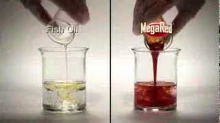Why Schiff® MegaRed® Omega-3 Krill Oil is better than fish oil Part 2