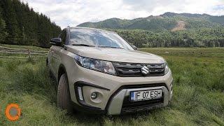 Test drive Suzuki Vitara 2015 - amcondus.ro