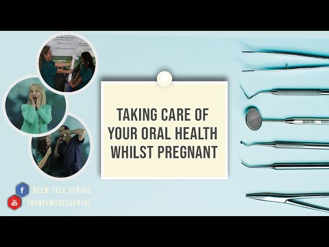 Taking Care of Your Oral Health Whilst Pregnant | Dr Joana Ferreira