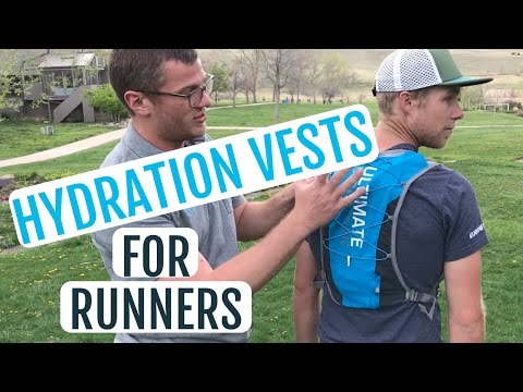 How to Pick a Hydration Vest For Runners
