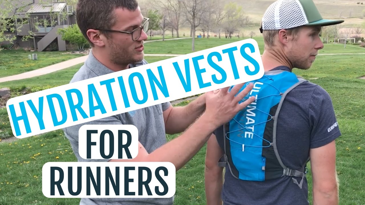 3dd8fccfa1 How to Pick a Hydration Vest For Runners - YouTube