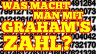 Was macht man mit Graham's Zahl?