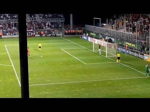 Penalty Shootout by the U19 EM [Germany vs Netherlands] 21.7.2016