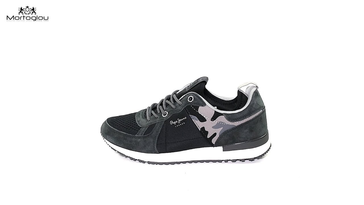 69217ea7e20 Ανδρικά Παπούτσια Casual Pepe Jeans Tinker.pro.73 Grey Suede