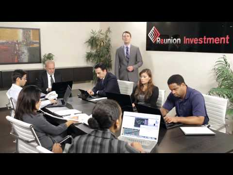 Reunion Investment video