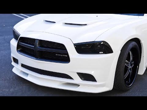 xenon body kit 2012 dodge charger youtube. Black Bedroom Furniture Sets. Home Design Ideas
