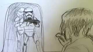 Star Wars Rebels- Ezra loosing his parents