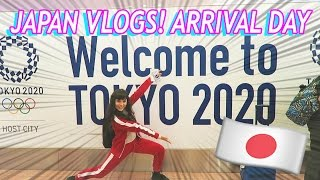 WE ALMOST DIDN'T GET TO JAPAN!! Japan vlogs arrival day thumbnail
