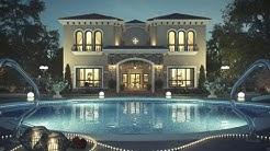 Dubai Luxury House 2016 new !!!