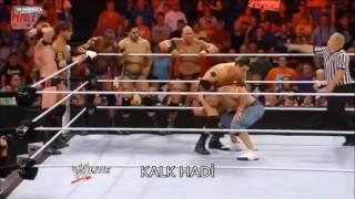 HAYDİ CENA WWE Komik Montaj Vol 1