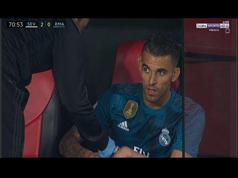 Dani Ceballos vs Sevilla Away (09/05/2018) 1080i