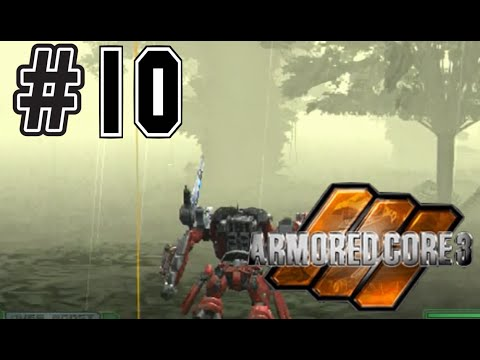 Armored Core 3 (blind) 10  : Such a dense mist