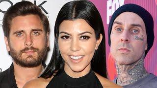 How Scott Disick Feels About Kourtney Kardashian Dating Travis Barker