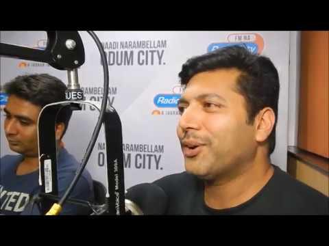 Tik Tik Tik - Asia's First Space Movie - #Exclusive - Jayam Ravi