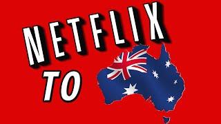 Netflix in Australia! (Newsdesk)