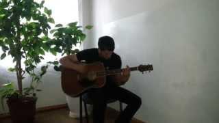 песня на гитаре мой край родной