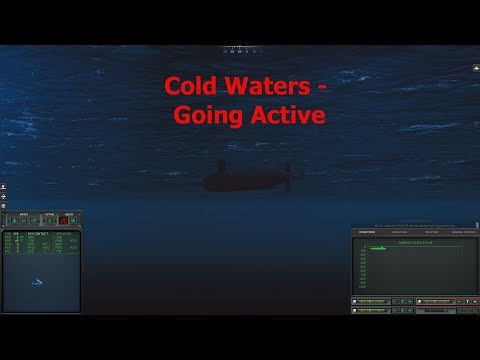 Cold Waters - Going Active