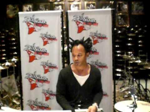 J. J. Johnson Interview At Memphis Drum Shop