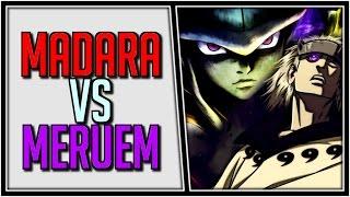 Meruem vs Madara Uchiha