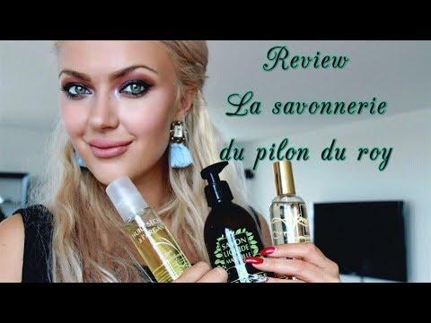 Обзор французской косметики La savonnerie du pilon du roy ♥ Lucky Lina