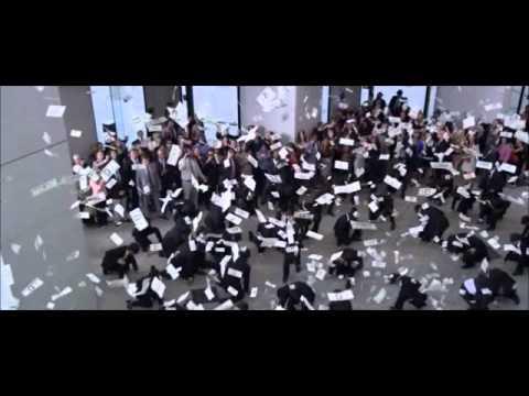 Sexy dance 4, danse dans le hall