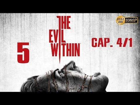 The Evil Within Español Parte 5 Gameplay Walkthrough Terror Capitulo 4 (PC PS4 XboxOne PS3 Xbox360)