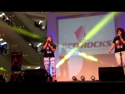 Mercy Cover by NINA and SHANNY of Salonga School of Rock Cebu