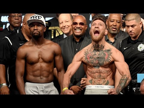 Dublin, Ireland is pumped for Mayweather-McGregor fight | ESPN