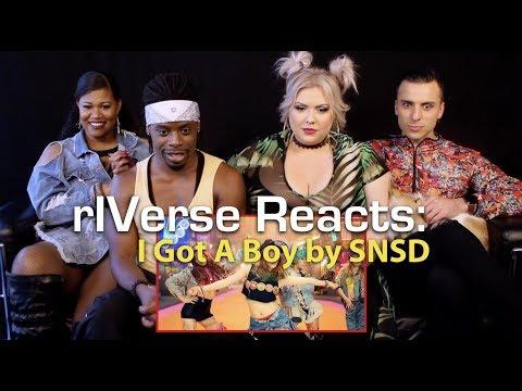 rIVerse Reacts: I Got A Boy by SNSD - MV Reaction