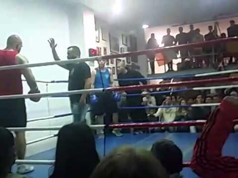 Boxeo Invicto 4 Malaga